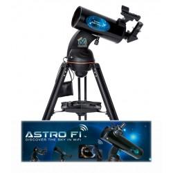 Telescopio Celestron Astro FI MAK 102 WiFi