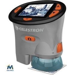 Celestron Microscopio digitale portatile LCD