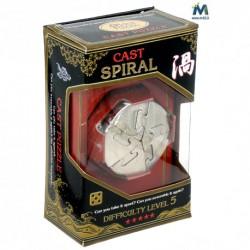 Cast Puzzle Spiral