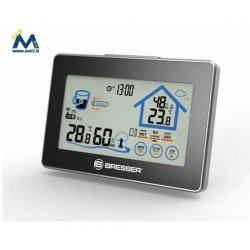 Termo-Igrometro con funzione ventilazione e sensore esterno
