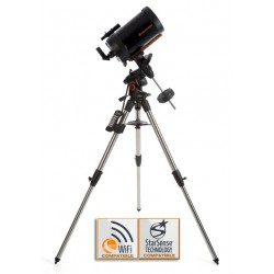 "Telescopio Celestron Advanced VX 8"" SCT + Baader Q Turret Set"