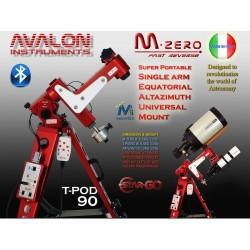 Avalon Montatura M-Zero Fast Reverse con treppiede T-POD 90