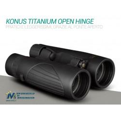 Konus Titanium Open Hinge 8x42 + Orologio digitale in Omaggio
