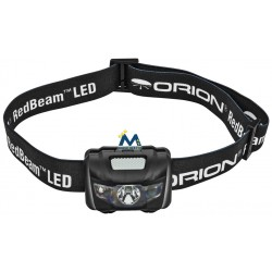 Lampada frontale Led rosso Orion RedBeam
