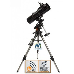 "Telescopio Celestron Advanced VX 8"" Newton"