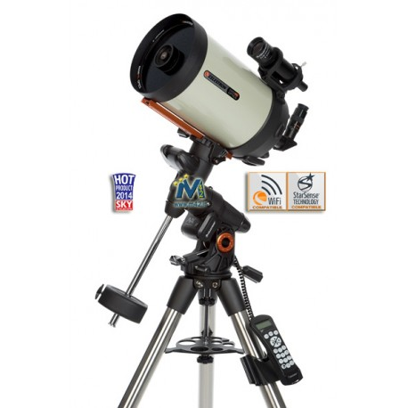 "Telescopio Celestron Advanced VX 8"" EdgeHD"
