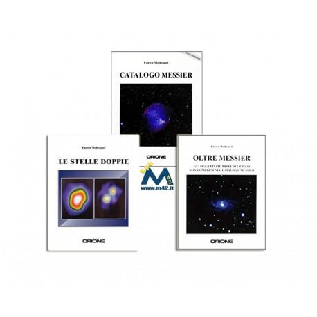 Master Pack: Messier, Oltre Messier, Stelle doppie