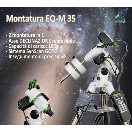 Sky-Watcher Montatura EQM-35 Pro SynScan