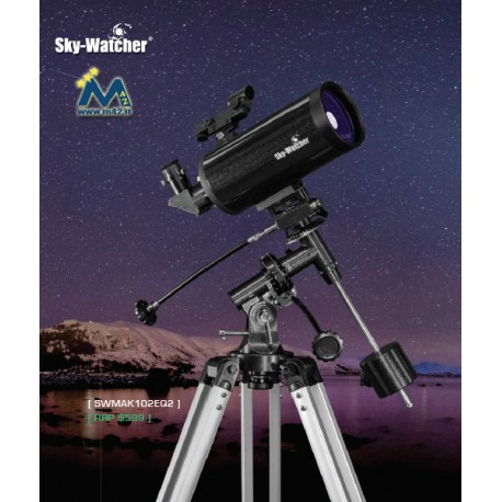 Telescopio Sky-Watcher Maksutov Skymax 102 EQ2