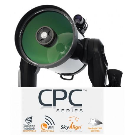 Telescopio Celestron CPC 1100 GPS