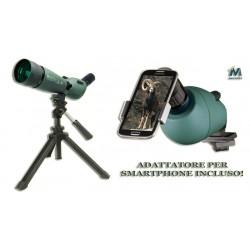 KonuSpot-80 20-60x80 zoom con treppiede