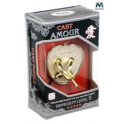 Cast Puzzle Amour