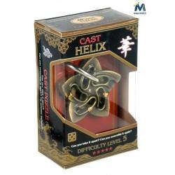 Cast Puzzle Helix