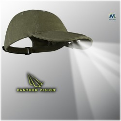 Cappello POWERCAP® LED Lighted Caps