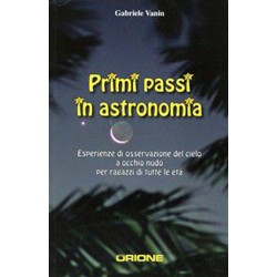 Primi passi in astronomia