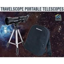 Telescopio/Cannocchiale Celestron Travelscope 70 + binocolo in omaggio!