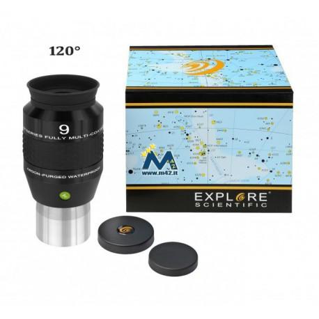Explore Scientific Oculare 120° Ar 9mm