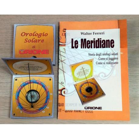 Le meridiane + Meridiana portatile