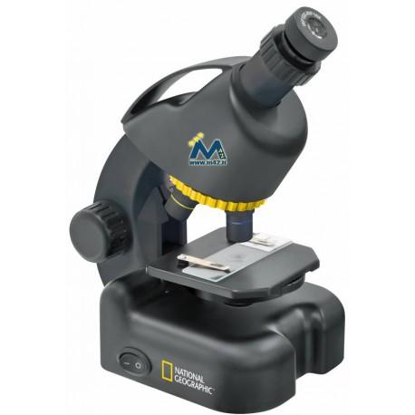 National Geographic Microscopio 640x con adattatore per smartphone