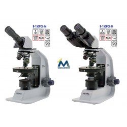 Optika Microscopio Polarizzante Serie B-150