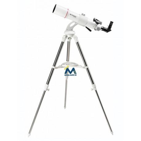 Telescopio BRESSER Messier AR-80/640 AZ NANO