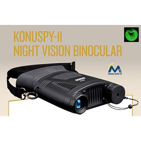 Konuspy-II Binocolo Visore notturno 3X - 4,5X - 6X