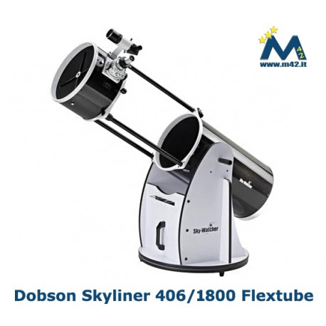 """Telescopio Sky-Watcher Dobson Skyliner 16""""/406mm Flextube"""