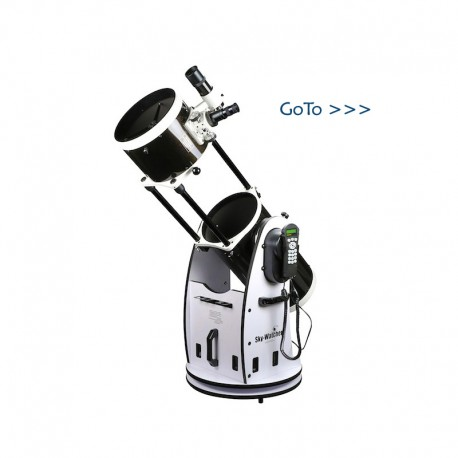 "Telescopio Sky-Watcher Dobson 10""/250mm SynScan Collapsible"