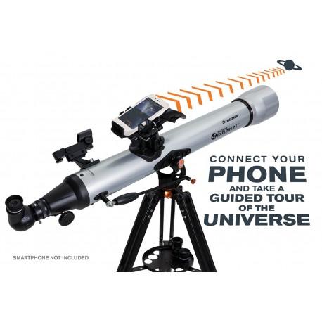 Telescopio Celestron StarSense Explorer 70 LT