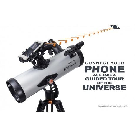 Telescopio Celestron StarSense Explorer 127 LT