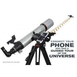 Telescopio Celestron StarSense Explorer DX 102 AZ