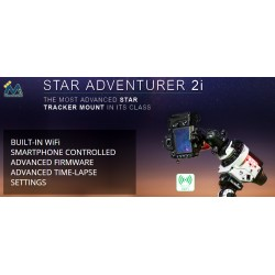 Sky-Watcher Astroinseguitore Star Adventurer 2i WiFi Pro Set