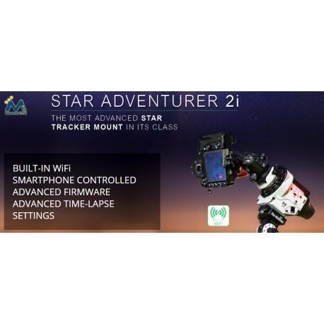 Sky-Watcher Astroinseguitore Star Adventurer 2i WiFi Pro Set