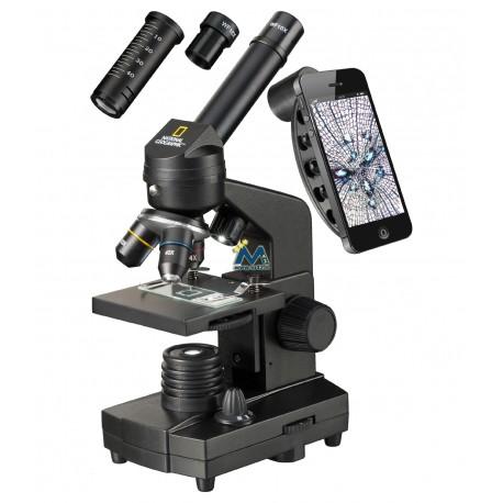 National Geographic Microscopio 40x-1280x