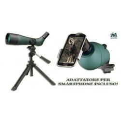 KonuSpot-70 20-60x70 zoom con treppiede