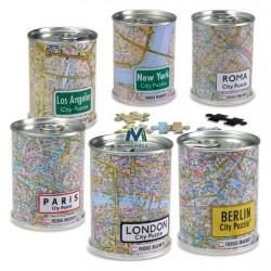 City puzzle magnetico