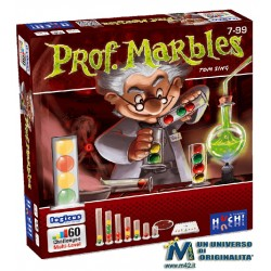 Prof. marbles