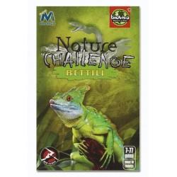 Carte da gioco Nature Challenge Rettili