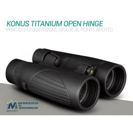 Konus Titanium Open Hinge 8x42