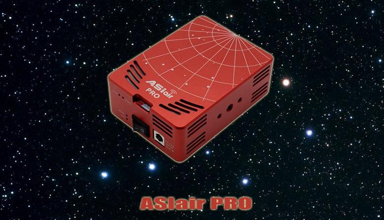 ASIair PRO: la nuova frontiera dell'astrofotografia secondo ZWO