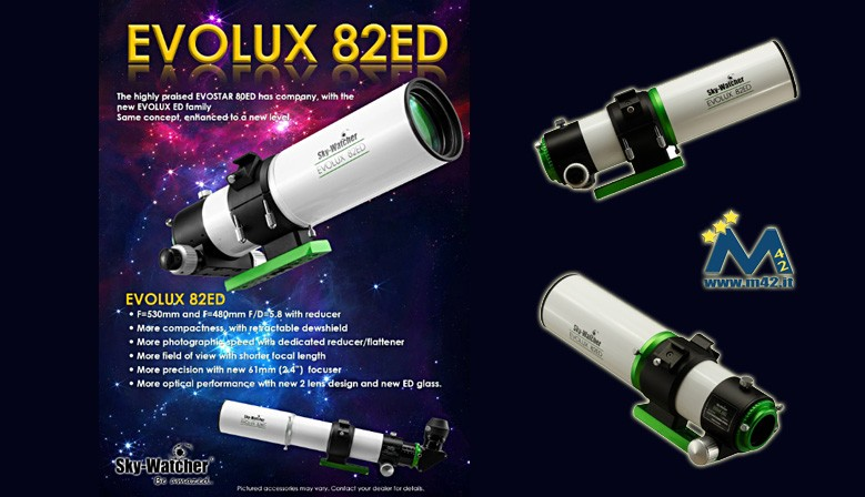 Sky-Watcher Evolux 82ED