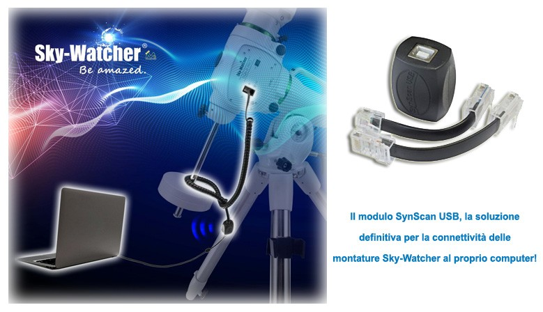 Modulo SynScan USB Sky-Watcher