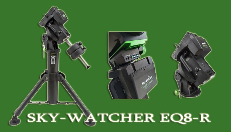 Sky-Watcher EQ8-R SynsScan