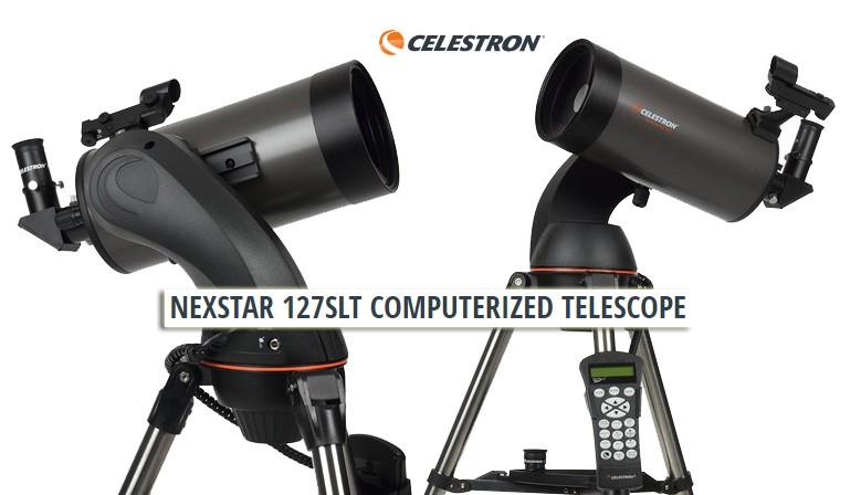 Celestron NexStar 127 SLT