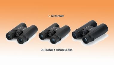 Binocoli Celestron Outland-X