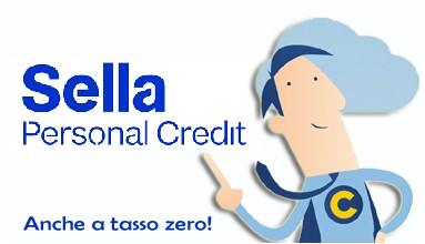 Finanziamenti con Sella Personal Credit