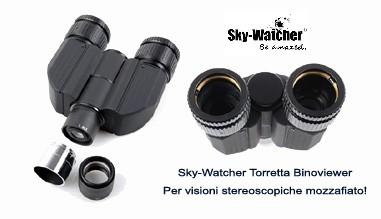 Torretta binoculare Sky-Watcher