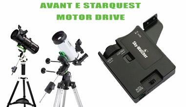 Motore A.R. per Avant e StarQuest