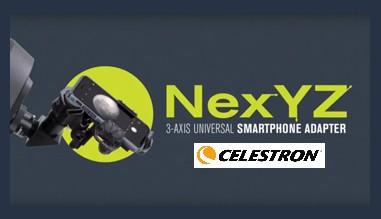 Celestron Adattatore per smartphone NexYZ