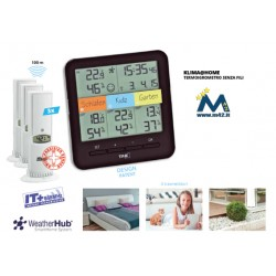 Termo-Igrometro senza fili Klima@Home TFA
